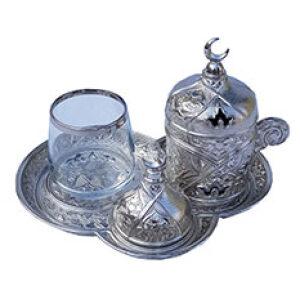 set cesti argint bazaristanbul