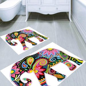 set Covorase elefant
