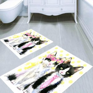 set Covorase pisici